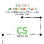 guide référencement web