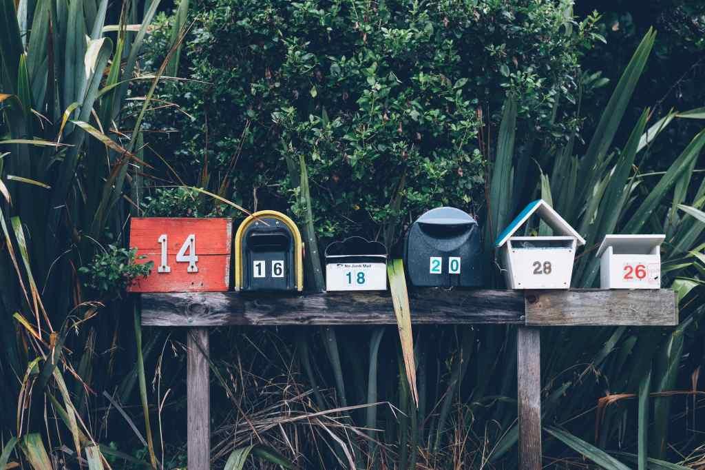 base adresse mail