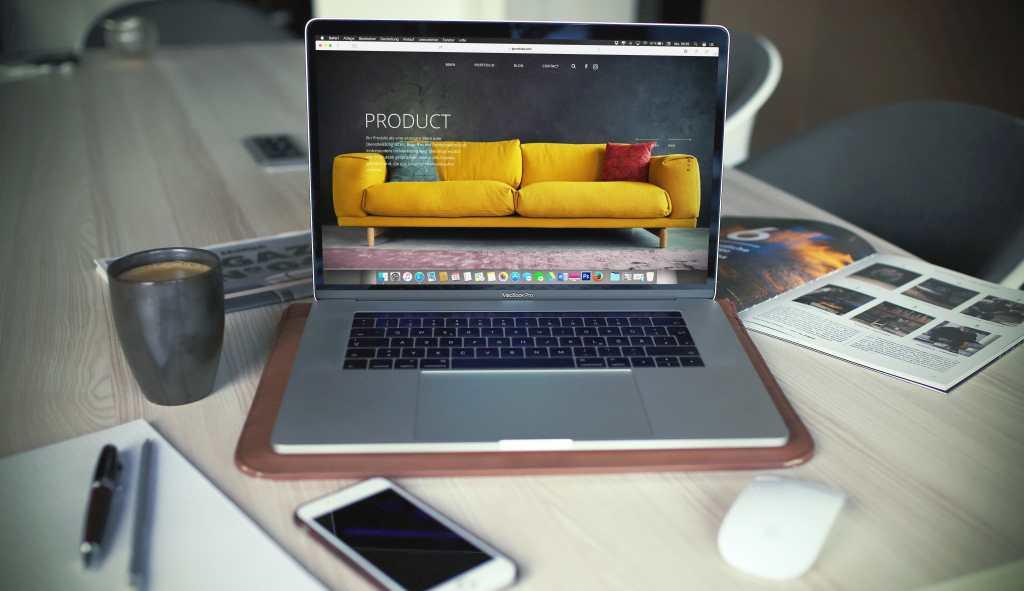 créer site web